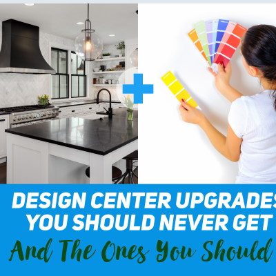 Design Center Upgrades You Should Never Get