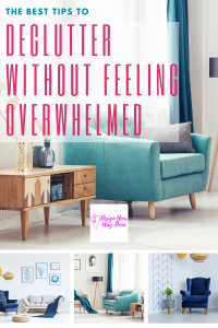 How To Start Decluttering When You Feel Overwhelmed