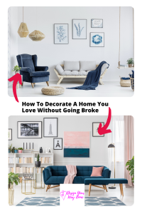 15 Ways To Decorate Your Home On A Budget